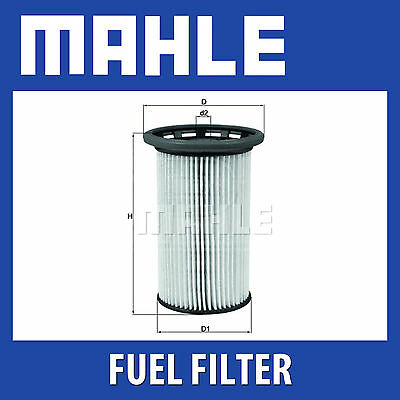 MAHLE Fuel Filter - KX342 - KX 342 - Genuine Part - Fits AUDI, SEAT AND VW