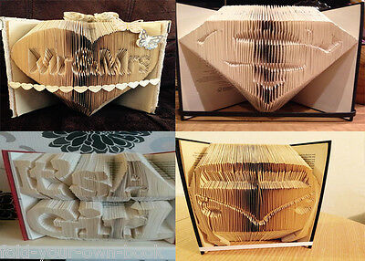 Folded book art Folding Patterns. Book Folders ULTIMATE Business Pack!