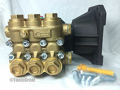 New Comet ZWD 4040G 4000 PSI 4 GPM Direct Drive Pump