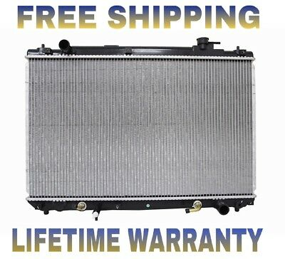 2454 Fits Toyota Highlander Radiator 2001 2002 2003 2004 2005 2006 2007 2.4 L4