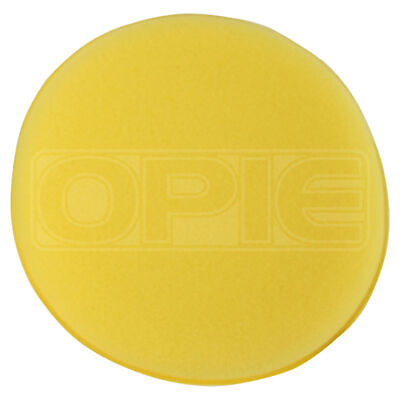 Kent Car Care - Yellow Sponge Polish Applicator Pad
