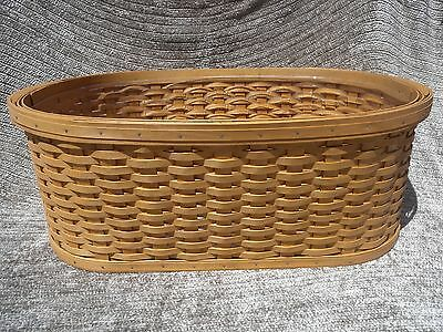 Longaberger 2004 Large Workload Basket