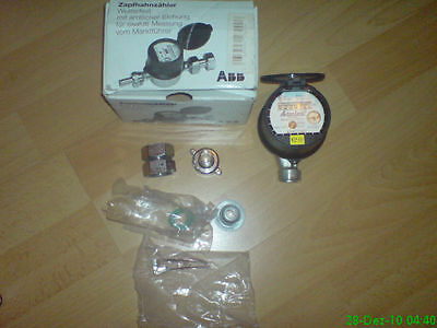 Admiral Tap tap counter Weatherproof Construction as ABB