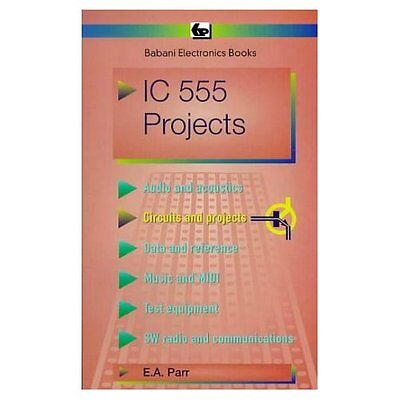 Integrated Circuit 555 Projects Parr Bernard Babani Paperback / s. 9780859340472