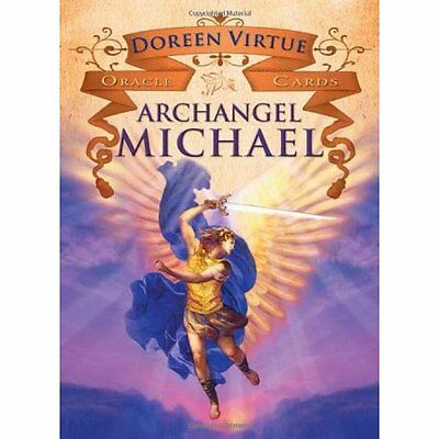 Archangel Michael Oracle Cards Doreen Virtue Hay House Inc 9781401922733