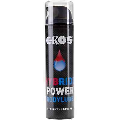 EROS HYBRIDE POWER BODYLUBE 200ML -Envio Domicilio -