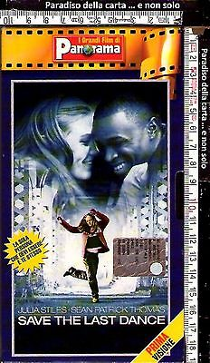 SAVE THE LAST DANCE (VHS - Panorama - 118 min - 2008 Paramount)