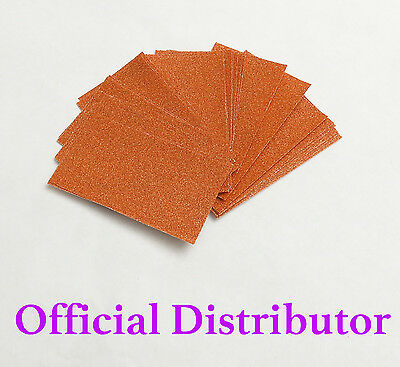 "SANDPAPER COMBO 70 Pc. 3""x 5-1/2"" 100/120/150/180/220/240/320 GRIT Dry for Wood"