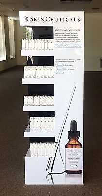 Skin Ceuticals Product Display