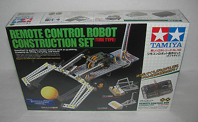 Tamiya Remote Control Robot Constuction Set New in Box NIB