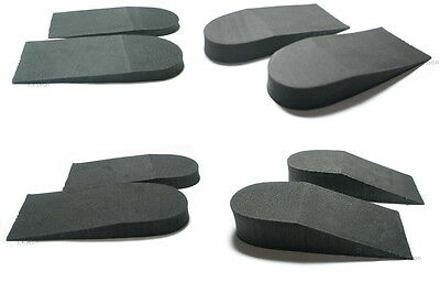 Height Increase shoes Inserts Insoles Heel Lifts EVA Pads 1cm, 1.5cm, 2cm, 3cm