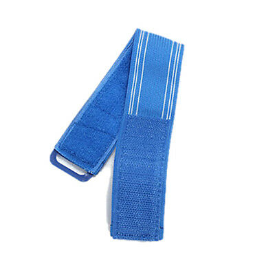Bike Reflective Bands Trousers Pant Clips Strap Bind Ankle -Blue LW