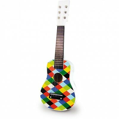 Vilac New Harlequin Guitar. Shipping is Free