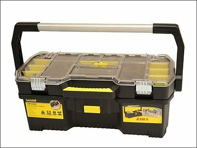 Stanley Tools - Tool Box With Tote Tray Organiser 61cm (24 in) - 1-97-514