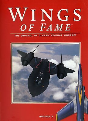 (E1F) WINGS OF FAME The journal of classic combat aircraft Volume 8