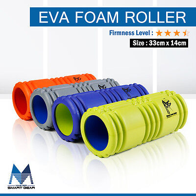 Accupoint Foam Roller High Density Exercise For Deep Tissue Massage Foam Roller