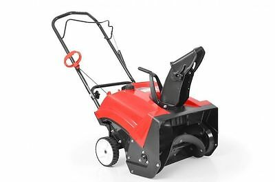 Petrol Snow Clearer and Sweeper - 4hp 4 stroke Engine - Large 51cm Working Width