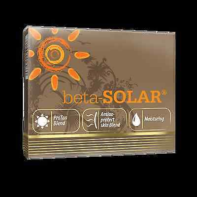 Beta Solar Deep Bronze Tanning Pills Box of 30 Tanning Tablets for 30 days