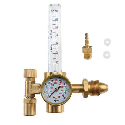 Hydroponics Extoic Injection System Regulator Grow Room Flow Meter Control CO2