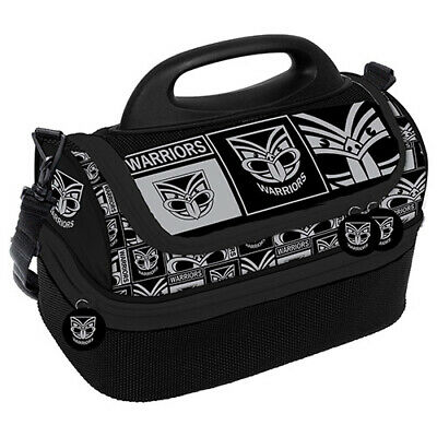 NRL NZ New Zealand Warriors Insulated Back to School Lunch Box Cooler BAG Gift