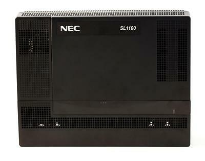 NEC SL1100 Phone System IP4AT-1228M-B