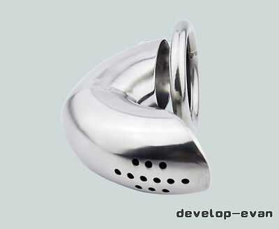 New Arrival Stainless Steel Male Sprinkler Chastity Cage  A177
