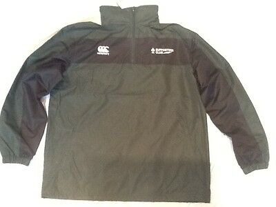 Canterbury Ireland Rugby Irfu Supporters Club  Mens Rain Jacket S M Xl Xxl Xxxl