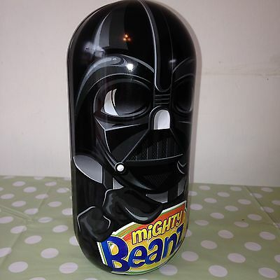 Mighty Beanz Darth Vader Collectors Tin with Various Beanz Great Gift Star Wars