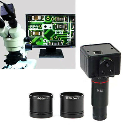 5.0MP Microscope Electronic Eyepiece USB Digital CMOS Camera with 0.5X C Mount