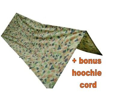 Auscam  Hoochie - Army Cadets - Scouts - Hutchie - Hootchie - Waterproof