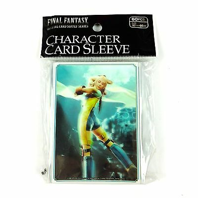 Final Fantasy Official Card Supply Series Character Card Sleeve 60 sheets #4