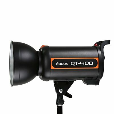 Godox QT-400 400Ws Professional Hi-Speed Studio Strobe Flash Light Head 220V