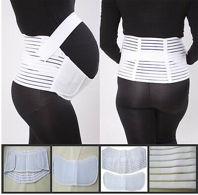 Hot Maternity Back and Belly Support Belt Pregnancy Brace 3 Sizes M L XL