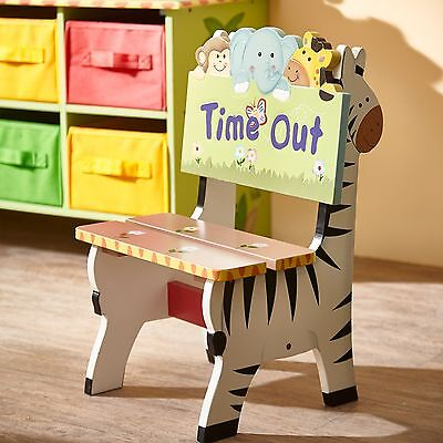 Fantasy Fields by Teamson Sunny Safari Time Out Chair