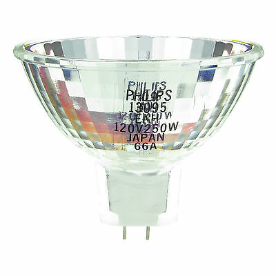 ENH 120v 250w GY5.3 Philips 13095 38686 93506 Disco / Stage Lamp / Bulb 3250K