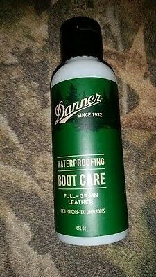 Danner Boot Care Waterproofing Gel for Full Grain Leather 97002
