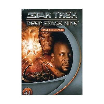 Cofanetto Star Trek Deep Space Nine Stagione 04 #01 (3 Dvd) Serie Tv Dvd-18845