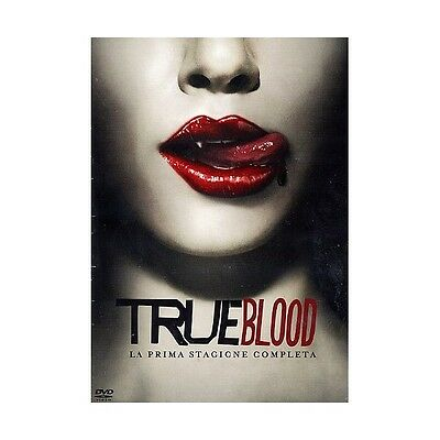 Cofanetto True Blood - Stagione 01 (5 Dvd) Serie Tv Dvd Nuovo - Hbo-25686