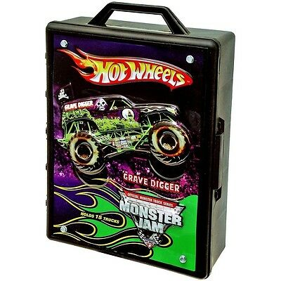 Hot Wheels Monster Jam Truck Case. Free Delivery