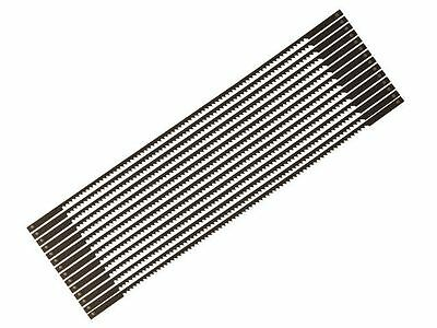 Faithfull - Coping Saw Blades (10 Packs of 10 Blades) 14tpi -