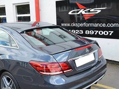 Mercedes W207 E Class Coupe Cabriolet Trunk Boot lid Spoiler AMG STYLE