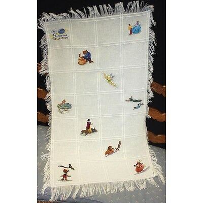 MCG Textiles Disney Dreams Blanket Collection, Baby Afghan 29x45. Brand New