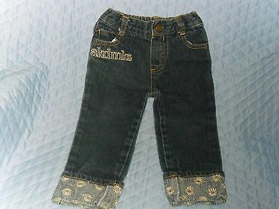 ~ AKDMKS Youth Cotton Jeans Size 12 month baby girl jeans