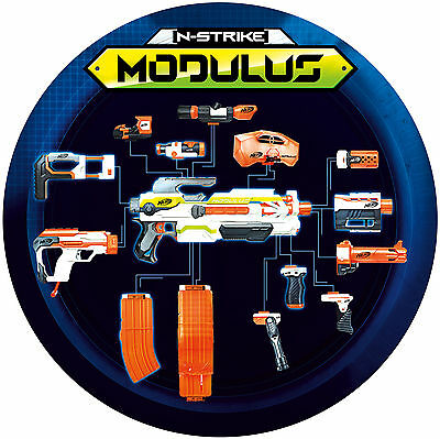 Nerf N-Strike Modulus Ecs-10 And Upgrade Kits / Build Your Own Blaster! Age 8+