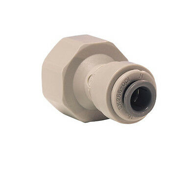 John Guest Push Fit Female Adaptor - Tube OD x BSP Thread Cone End