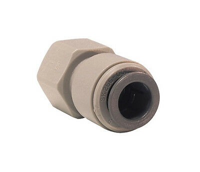 John Guest Push Fit Female Adaptor - Tube OD x FFL Thread
