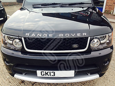 Range Rover Sport '10 - '14 Full Autobiography Conversion Body Kit, Bumpers L105