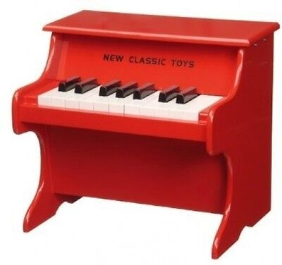 New Classic Toys 0155 Piano Red. Delivery is Free