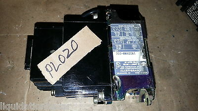 Nnb Allen-Bradley Ac Relay Latch Type Type Nm Cat# 700-Nm400A1 110-120Va Unused
