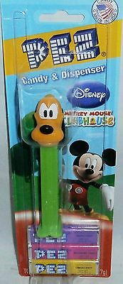 Disney's MICKEY MOUSE CLUBHOUSE  Pez Dispenser   PLUTO